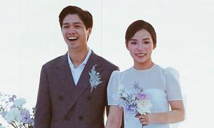 Xúc động lời nhắn nhủ của Công Phượng với Viên Minh tại đám cưới ở Phú Quốc