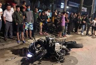 Tin tức tai nạn giao thông ngày 19/11: Mô tô phân khối lớn đâm xe máy, 3 người thương vong