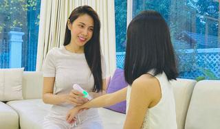 Con gái nhà Thủy Tiên gây ngỡ ngàng với ngoại hình lớn phổng phao