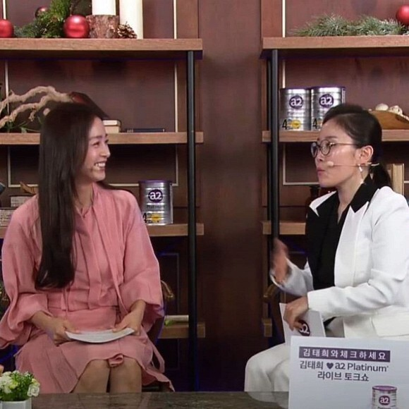 Kim Tae Hee bị soi vòng 2 lớn bất thường, rộ nghi vấn mang thai
