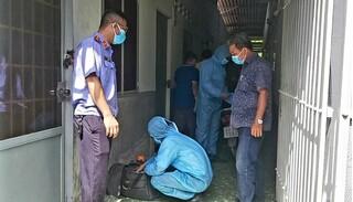 Phát hiện thi thể người đàn ông đang phân hủy trong phòng trọ