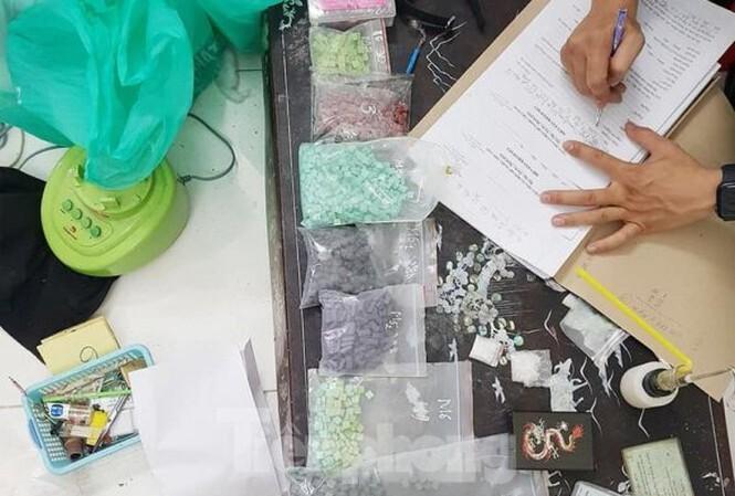 Chủ lò sản xuất ma túy ở Bình Dương bị khởi tố