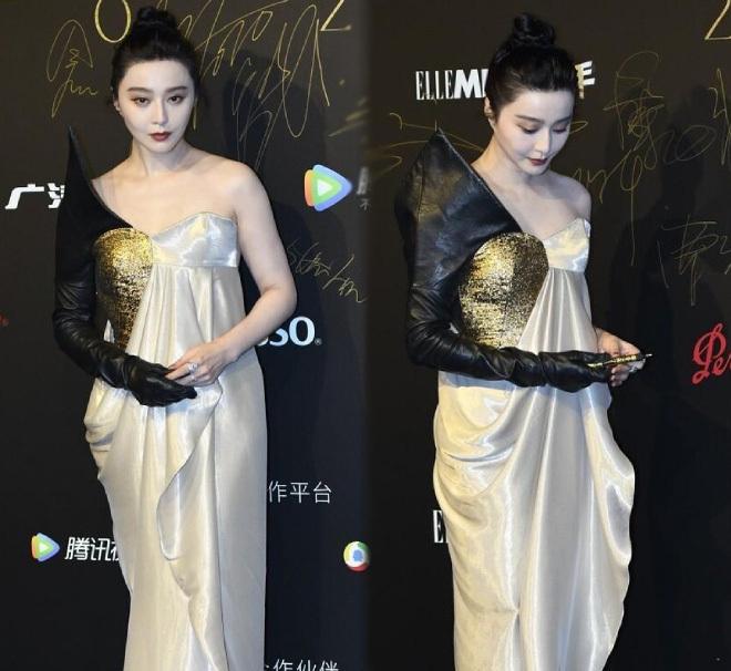 Mỹ nhân phim cổ trang Trung Quốc ngoài đời gây 'choáng' vì mặt bị chê đơ cứng