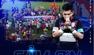 CLB HAGL chiêu mộ thủ thành Huỳnh Tuấn Linh