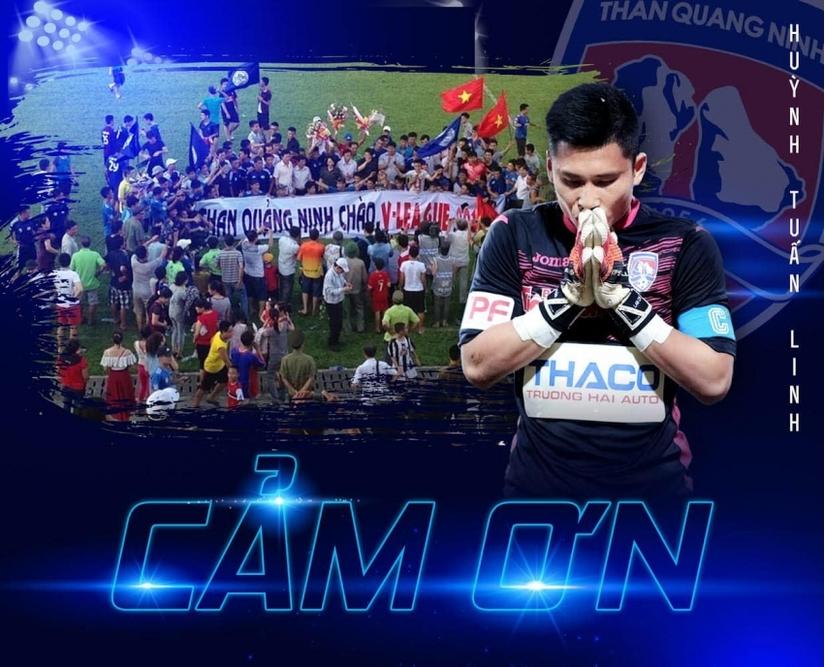 CLB HAGL chiêu mộ hảo thủ của Than Quảng Ninh