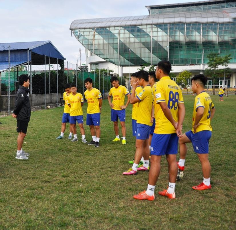 DNH Nam Định tăng cường một loạt cầu thủ cho đội trẻ dự giải U21