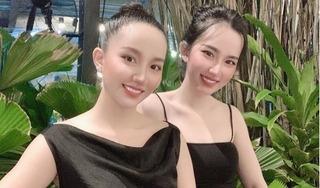 Vẻ đẹp hút hồn của em gái bà xã Lê Dương Bảo Lâm