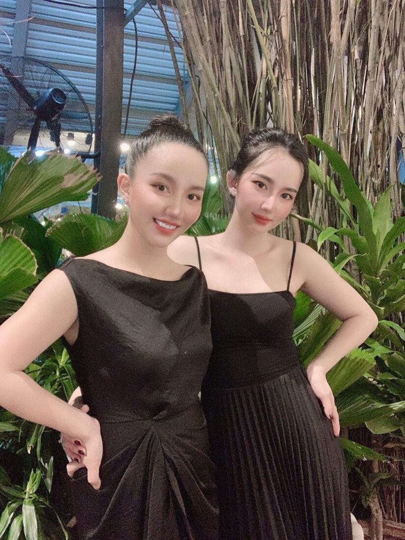 Bà xã Lê Dương Bảo Lâm khoe nhan sắc em gái ruột mà chồng 'cua hụt' khi trước
