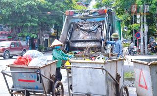 Hà Nội xử lý hàng trăm xe môi trường... gây ô nhiễm môi trường