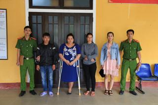 Danh tính 4 đối tượng trong vụ đánh ghen kinh hoàng ở Huế