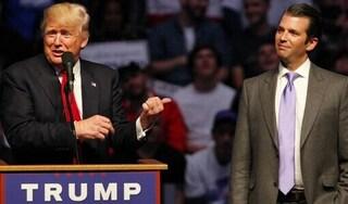 Con trai lớn nhất của Tổng thống Donald Trump mắc Covid-19