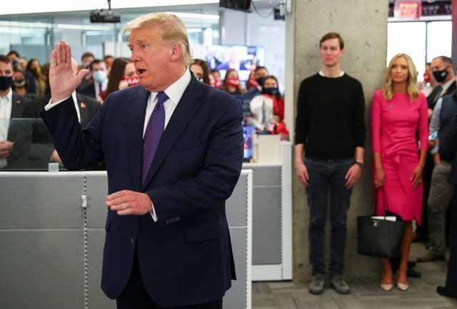 Tổng thống Donald Trump gặp riêng các nghị sỹ Cộng hòa bang Michigan tại Nhà Trắng