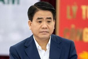 Đề nghị truy tố nguyên Chủ tịch UBND TP Hà Nội
