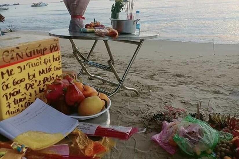Tìm thấy thi thể người phụ nữ mất tích khi đi bắt ốc ở Phú Quốc