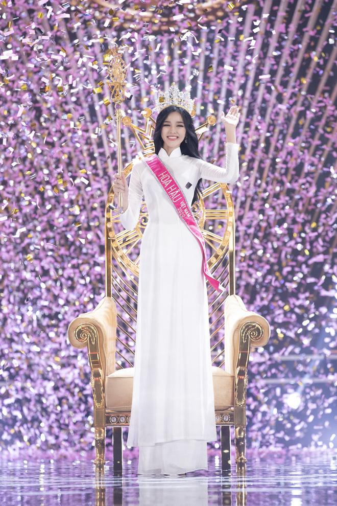 Hoa hậu Việt Nam Đỗ Thị Hà bị chê trả lời ứng xử kém, chiến thắng không thuyết phục, Hà Kiều Anh nói gì