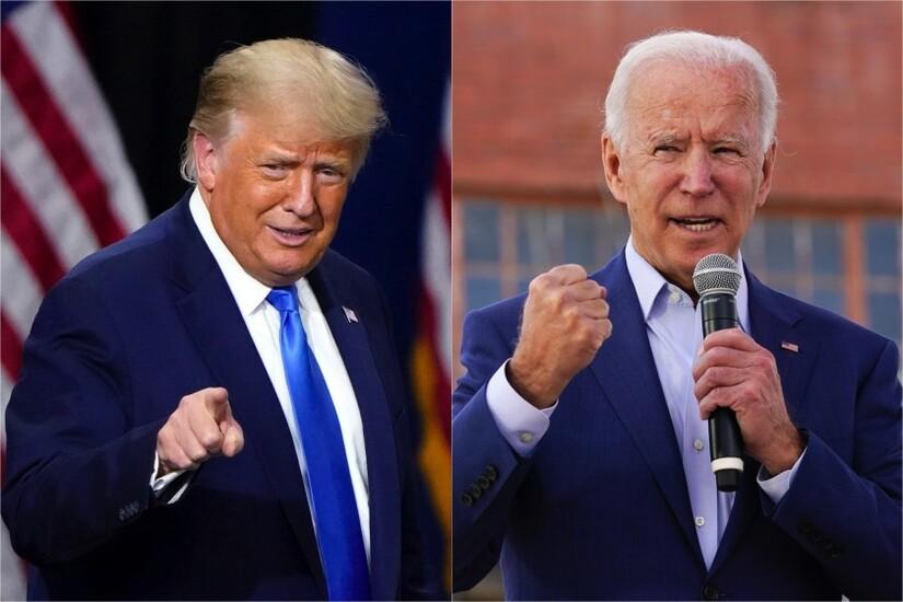 Ông Biden đã sai lầm khi đánh giá thấp ông Trump?
