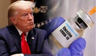 Đề xuất lấy tên Tổng thốngTrump đặt cho vaccine Covid-19