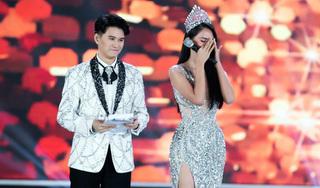 Tiểu Vy tiết lộ lý do bật khóc trong đêm Chung kết Hoa hậu Việt Nam 2020