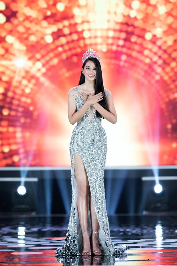 2 ngày sau khi chuyển giao trách nhiệm và sứ mệnh, Trần Tiểu Vy đã viết tâm thư gửi tân Hoa hậu Việt Nam 2020 Đỗ Thị Hà.