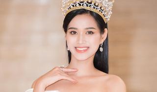 Chỉ một lỗi nhỏ, Hoa hậu Đỗ Thị Hà vẫn bị cư dân mạng 'nhắc nhở'