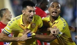 Hiệu suất ghi bàn của các ngoại binh V.League: Bất ngờ tiền đạo của Nam Định, Hải Phòng