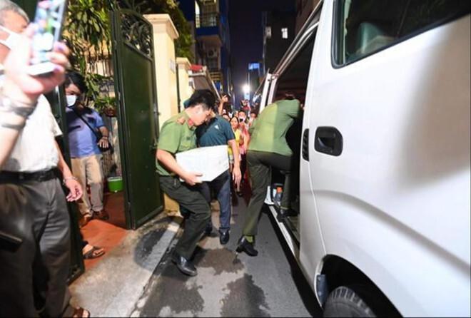 Ông Nguyễn Đức Chung dùng số điện thoại nước ngoài trong vụ chiếm đoạt tài liệu mật