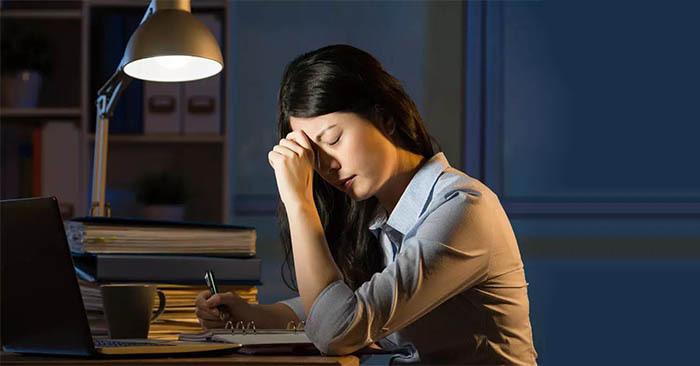 Não có thể bị tổn hại nghiêm trọng nếu bạn duy trì thói quen này khi ngủ