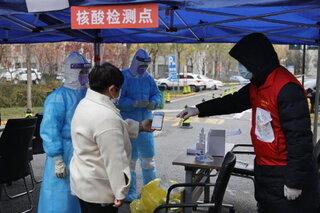 Trung Quốc xét nghiệm hàng triệu người vì có ca Covid-19 mới trong cộng đồng
