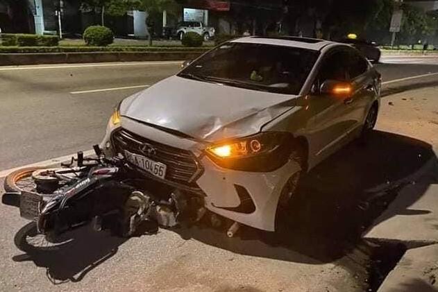 Tạm đình chỉ Thanh tra giao thông tông nữ lao công tử vong