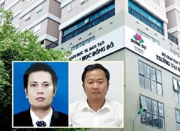 Truy tố dàn cựu lãnh đạo Trường Đại học Đông Đô về tội giả mạo