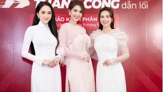 Hương Giang lần đầu tham dự sự kiện sau ồ ào với antifan