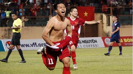 'Tiểu Công Phượng' tái xuất ở giải U21 quốc gia