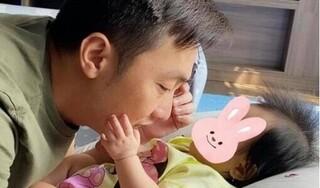 Đàm Thu Trang than thở bị 'ra rìa' vì Cường Đô La quá nghiện con