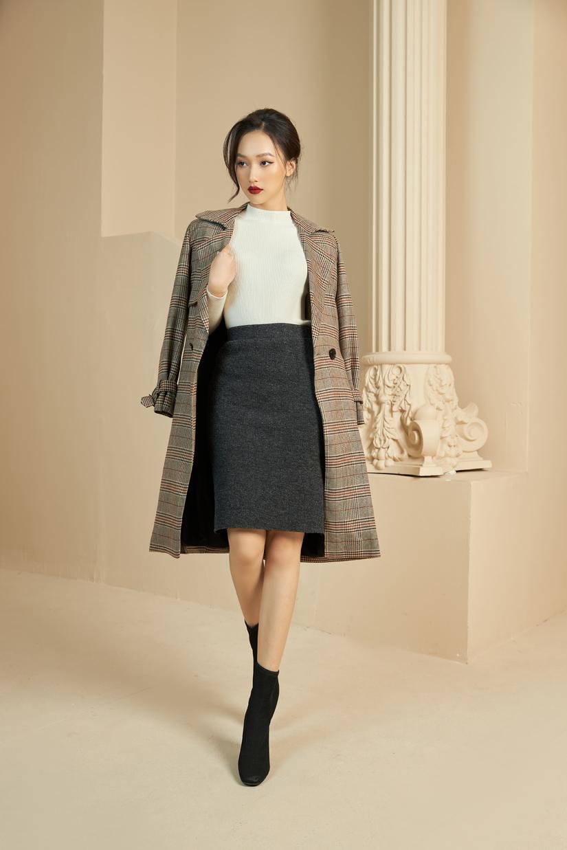 Thời trang Genni gợi ý f5 tủ đồ ngày giao mùa cho nàng