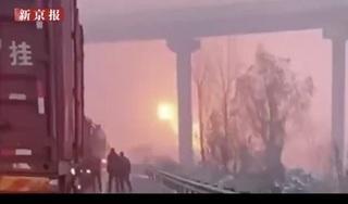 Trung Quốc: Hơn 40 phương tiện đâm liên hoàn khiến 9 người thương vong