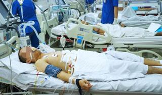 Nam thanh niên bị đâm thấu bụng, sốc mất máu nguy kịch