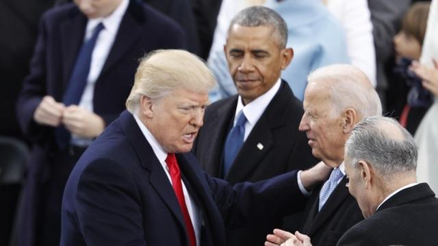 Tổng thống Trump đồng ý chia sẻ báo cáo tình báo mật cho ông Biden
