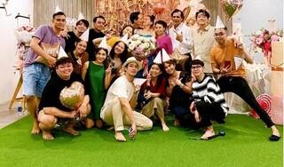 Hà Hồ xúc động khi được Kim Lý và bạn bè bí mật tổ chức sinh nhật
