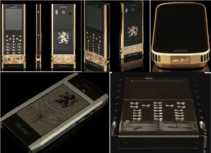 Điện thoại Mobiado biểu tượng của giới doanh nhân thành đạt