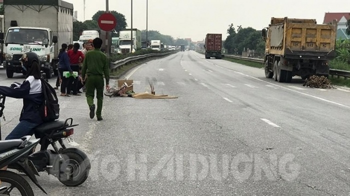 Vụ tai nạn giao thông 1