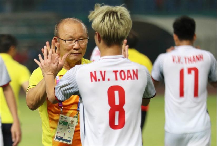 Văn Toàn Phan Văn Đức được tiến cử cho đội bóng hàng đầu Hàn Quốc