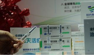 Trung Quốc nộp đơn xin đưa vaccine Covid-19 đầu tiên ra thị trường