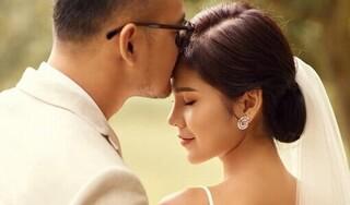 'Chơi lớn' hơn bạn thân Phanh Lee, MC Thu Hoài tổ chức tiệc mời cưới ở sân golf