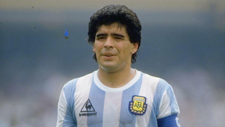 Maradona Thiên tài bóng đá thế giới