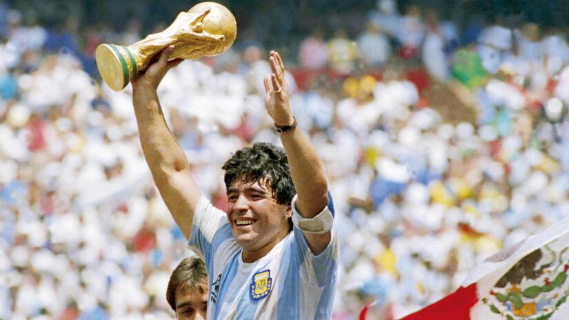 Argentina để quốc tang 3 ngày tưởng nhớ Maradona