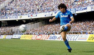 Napoli đổi tên sân vận động San Paolo thành Diego Armando Maradona