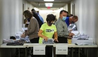 50 bang và thủ đô Mỹ hoàn tất chứng nhận kết quả bầu cử tổng thống
