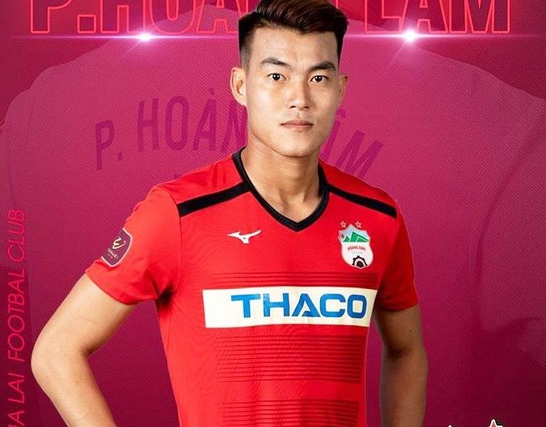 CLB TP.HCM chiêu mộ thành công Phạm Hoàng Lâm
