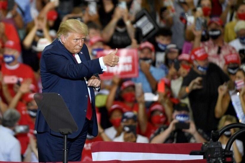 Nevada đồng ý để ông Trump đưa ra bằng chứng về gian lận bầu cử
