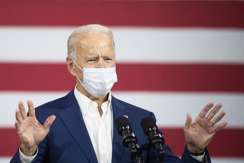 Ông Biden chính thức nhận báo cáo dịch Covid-19 từ chính phủ